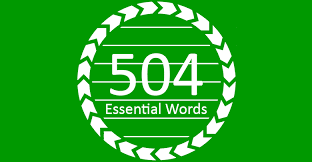 You are currently viewing نقش کتاب 504 در یادگیری لغات انگلیسی